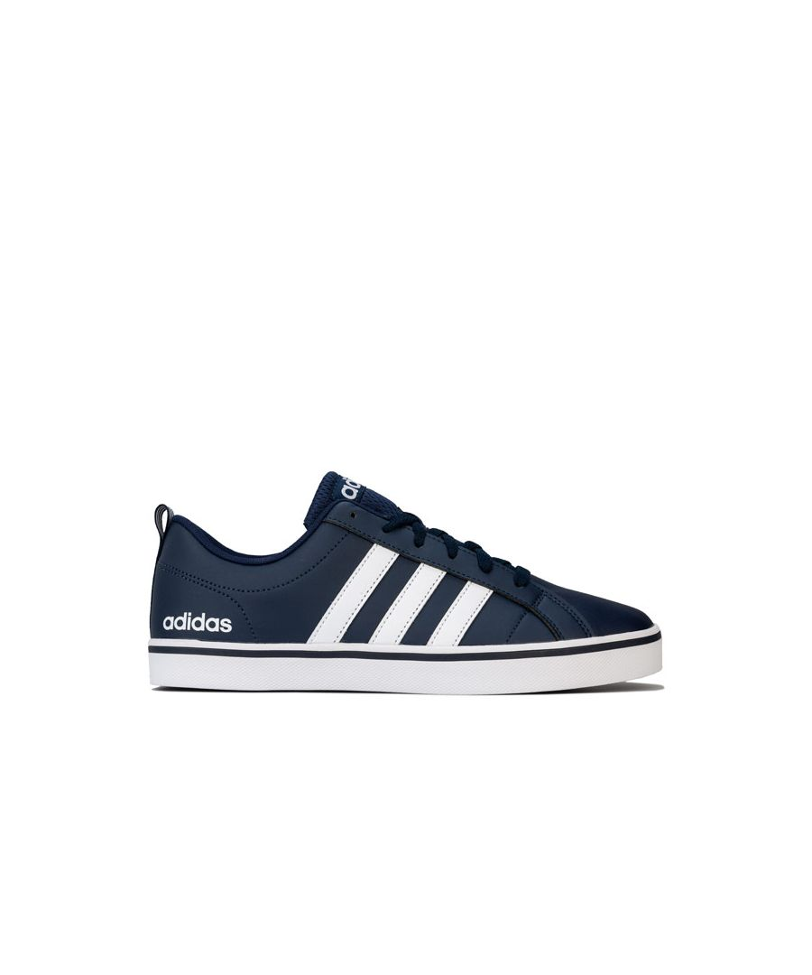 Image for Men's adidas Pace VS Trainers in Navy-White