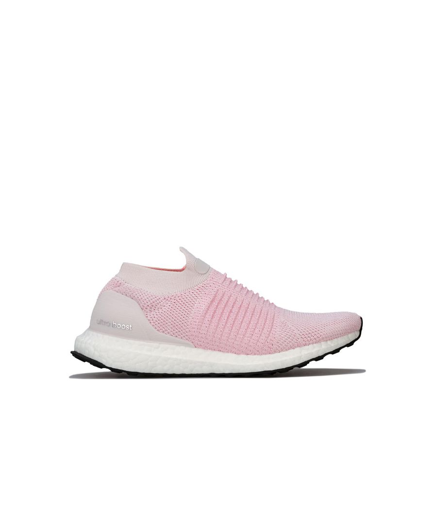 Image for Women's adidas Ultraboost Laceless Running Shoes in Pink