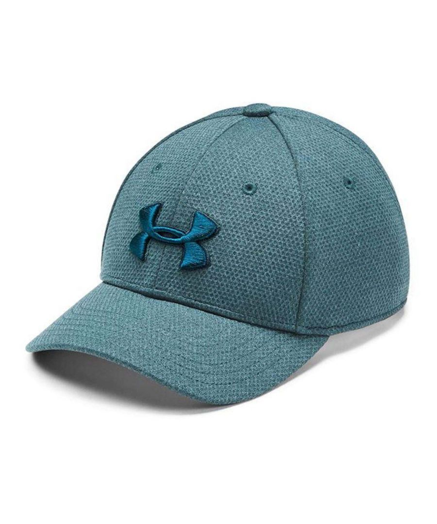 Image for Under Armour Heathered Blitzing Kids Cap Blue - S/M