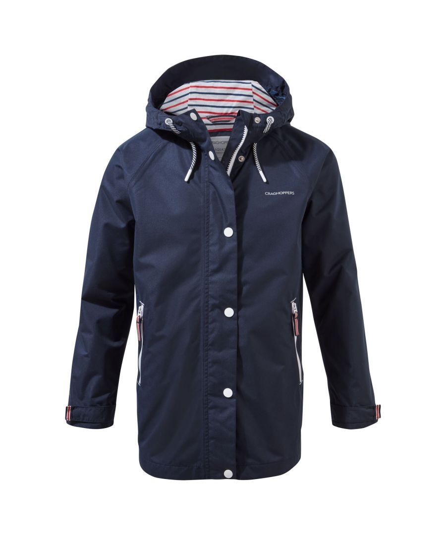 Image for Craghoppers Girls Marietta Jacket (Navy)