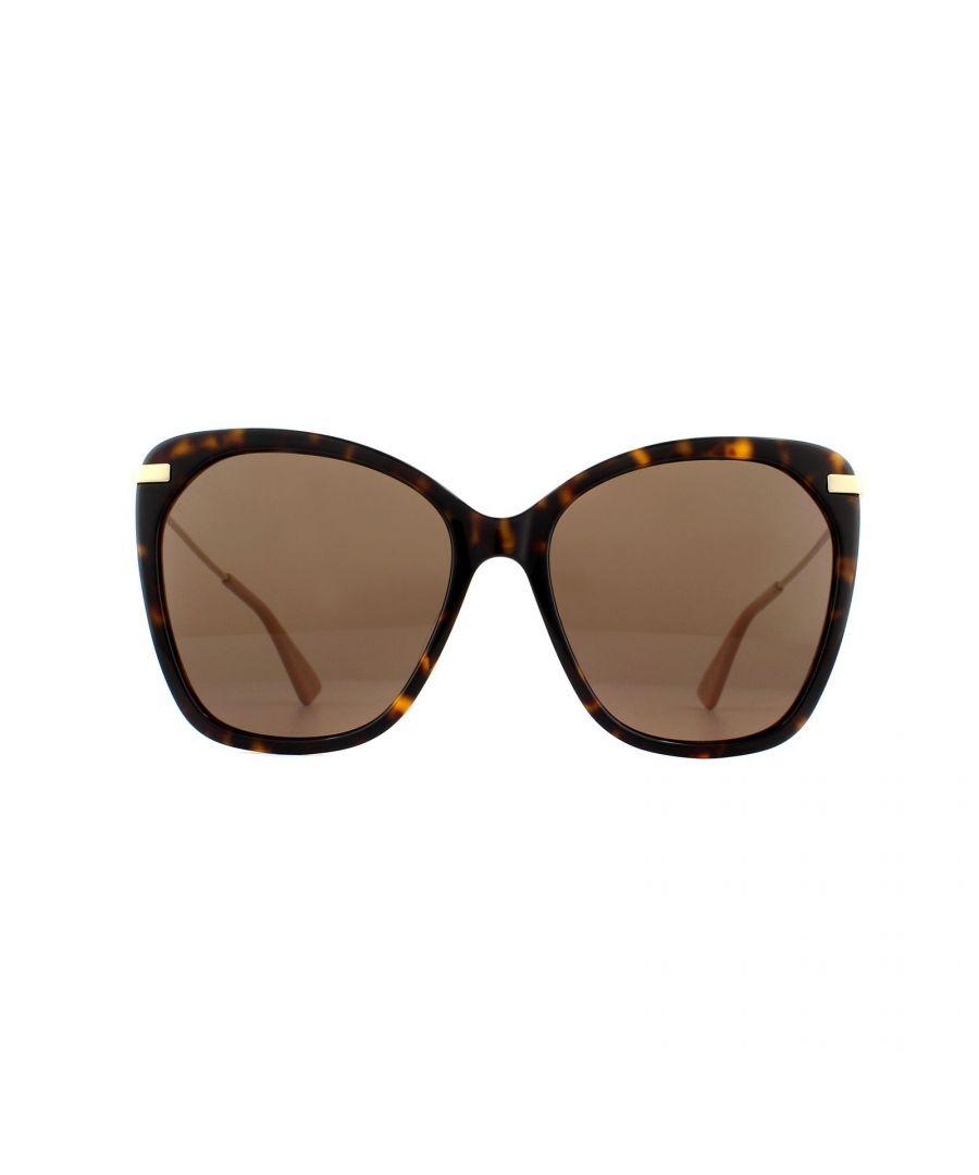 Image for Gucci Sunglasses GG0510S 003 Dark Havana Brown