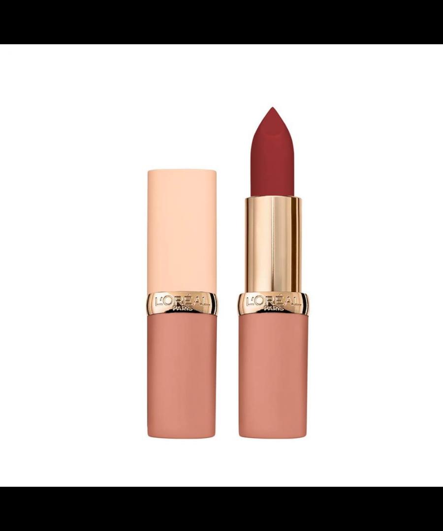 Image for L'Oreal Paris Color Riche Ultra Matte Lipstick - No Judgement