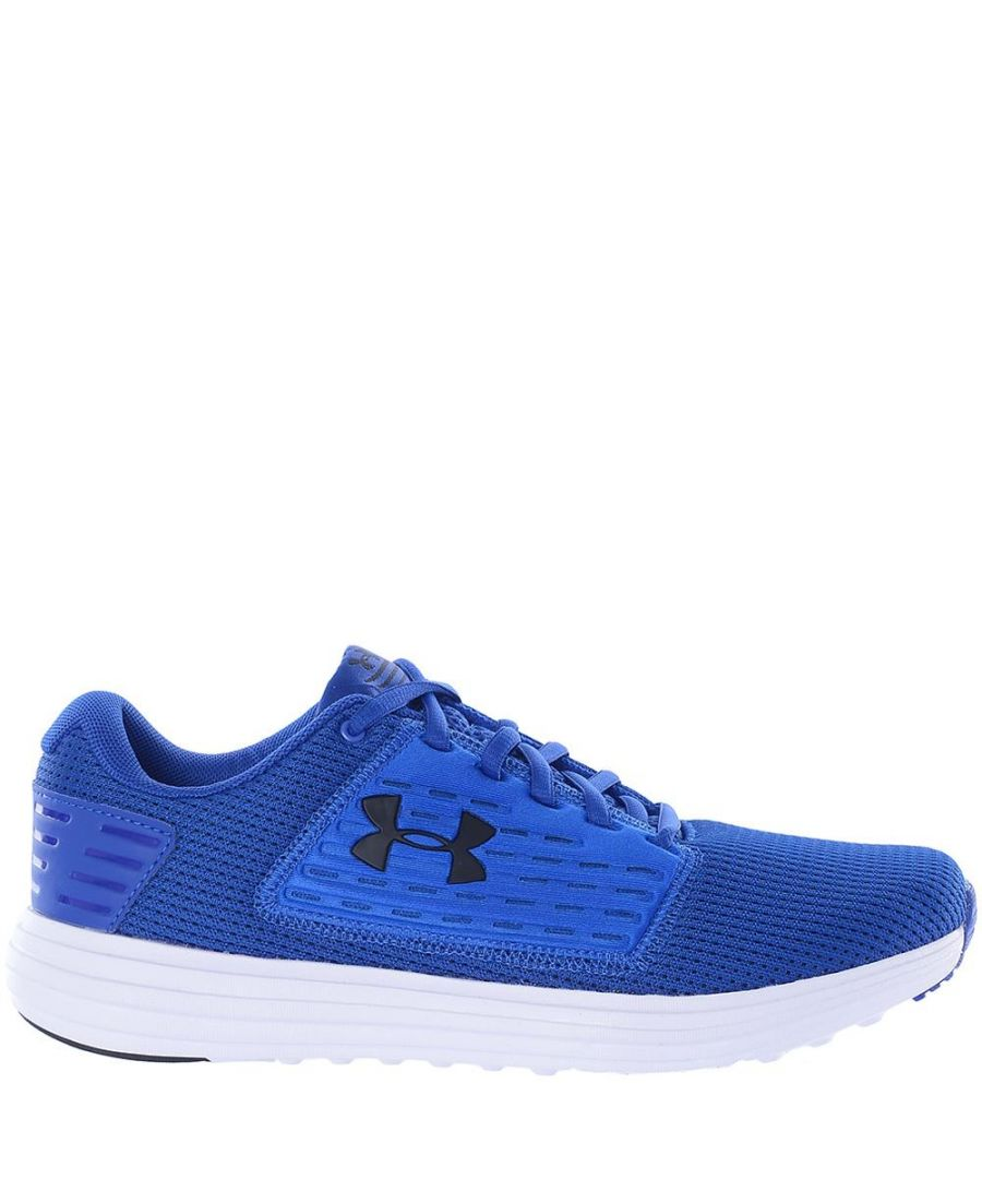 Image for Under Armour Mens Surge SE Trainers in Black