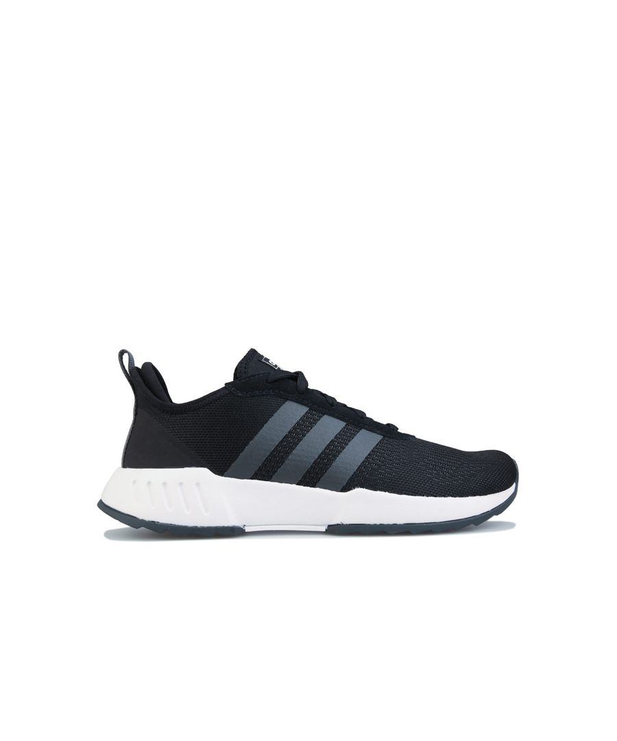 Image for Men's adidas Phosphere Trainers in Black Grey