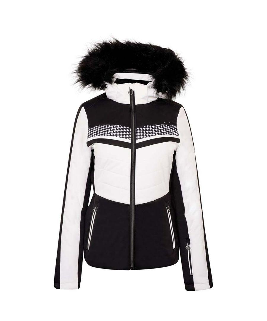 Image for Dare 2b Womens Dynamite Waterproof Breathable Ski Coat