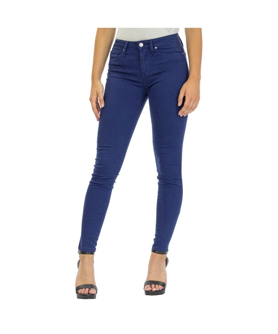 Image for Tommy Hilfiger Women Denim Como Ankle Length Blue