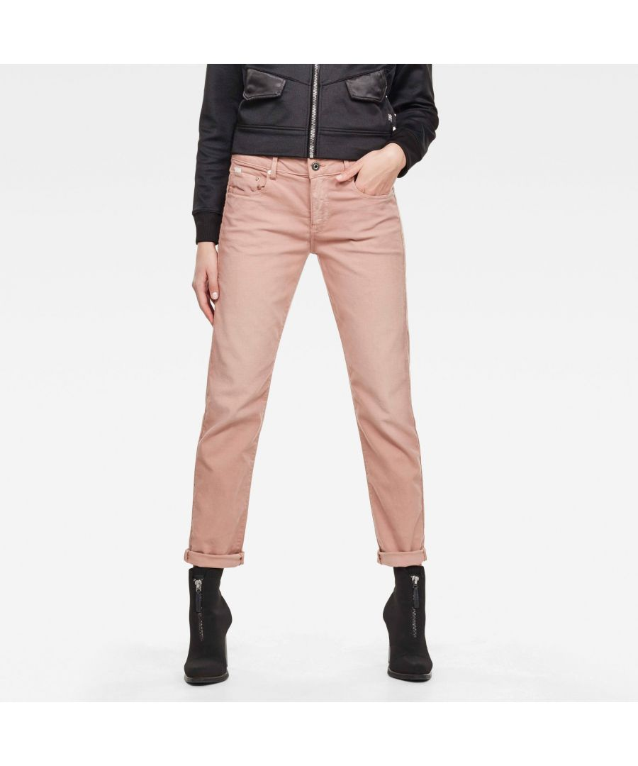 Image for G-Star Raw Kate Boyfriend Coloured Jeans