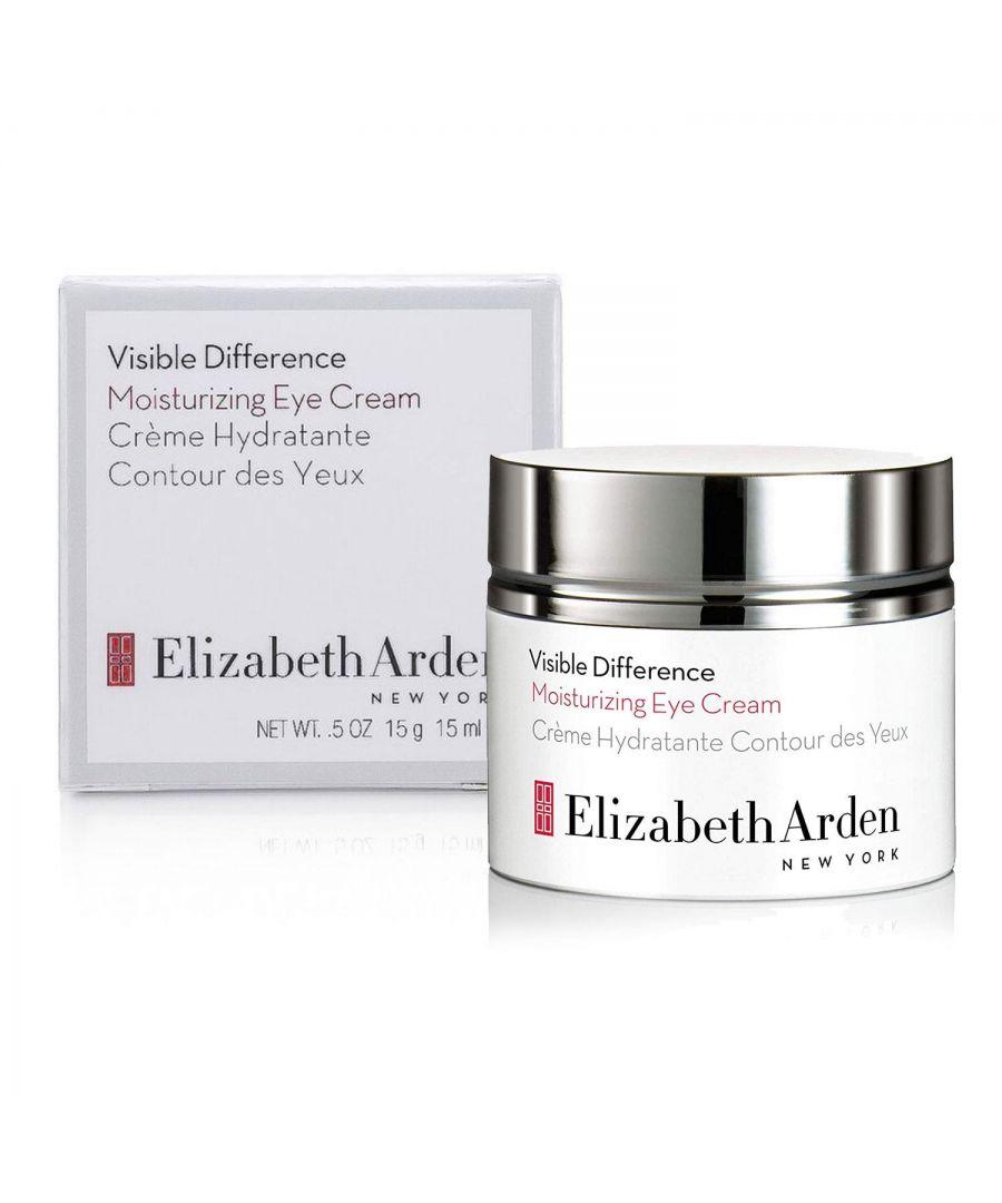 Image for Elizabeth Arden Visible Difference Moisturising Eye Cream 15ml