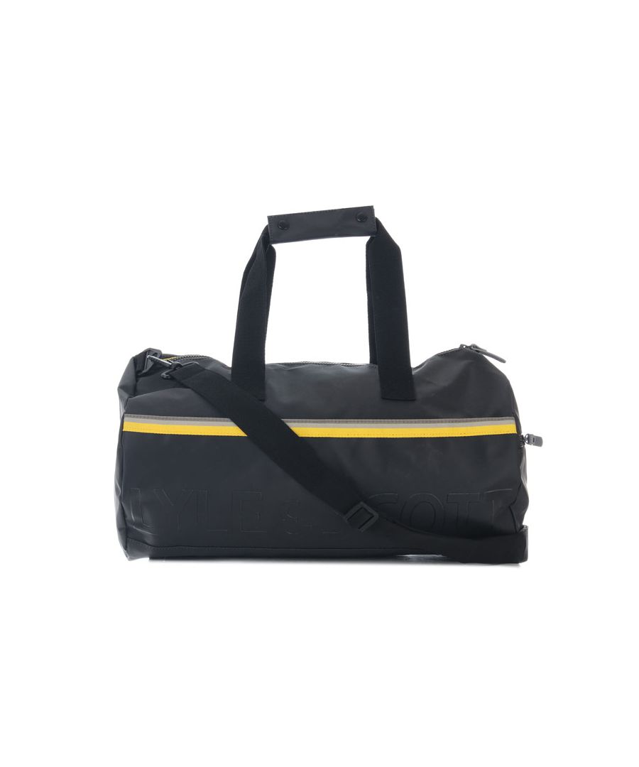 Image for Accessories Lyle And Scott Over Night Bag in Black