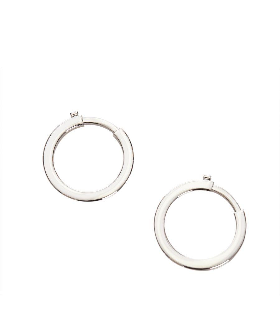 Image for Vintage Loewe Ring Key Holder Silver