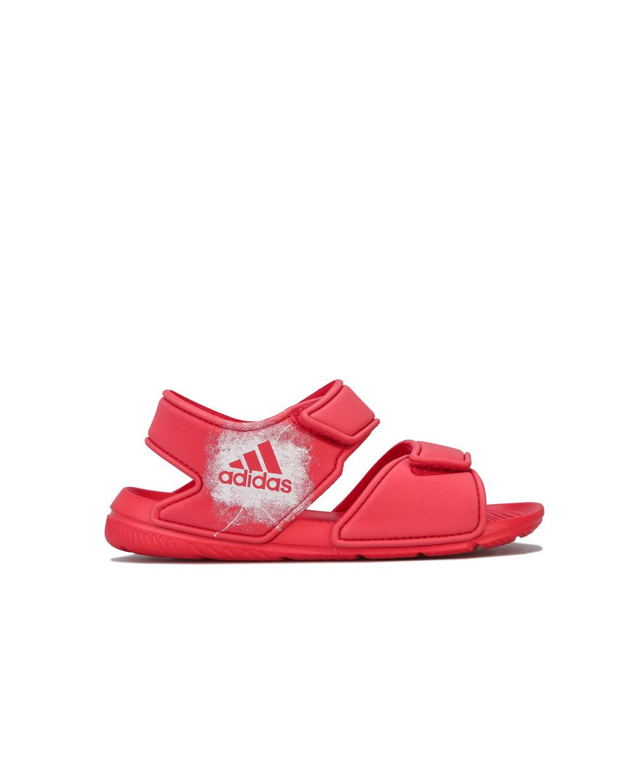Image for Girl's adidas Children AltaSwim Sandals in Pink
