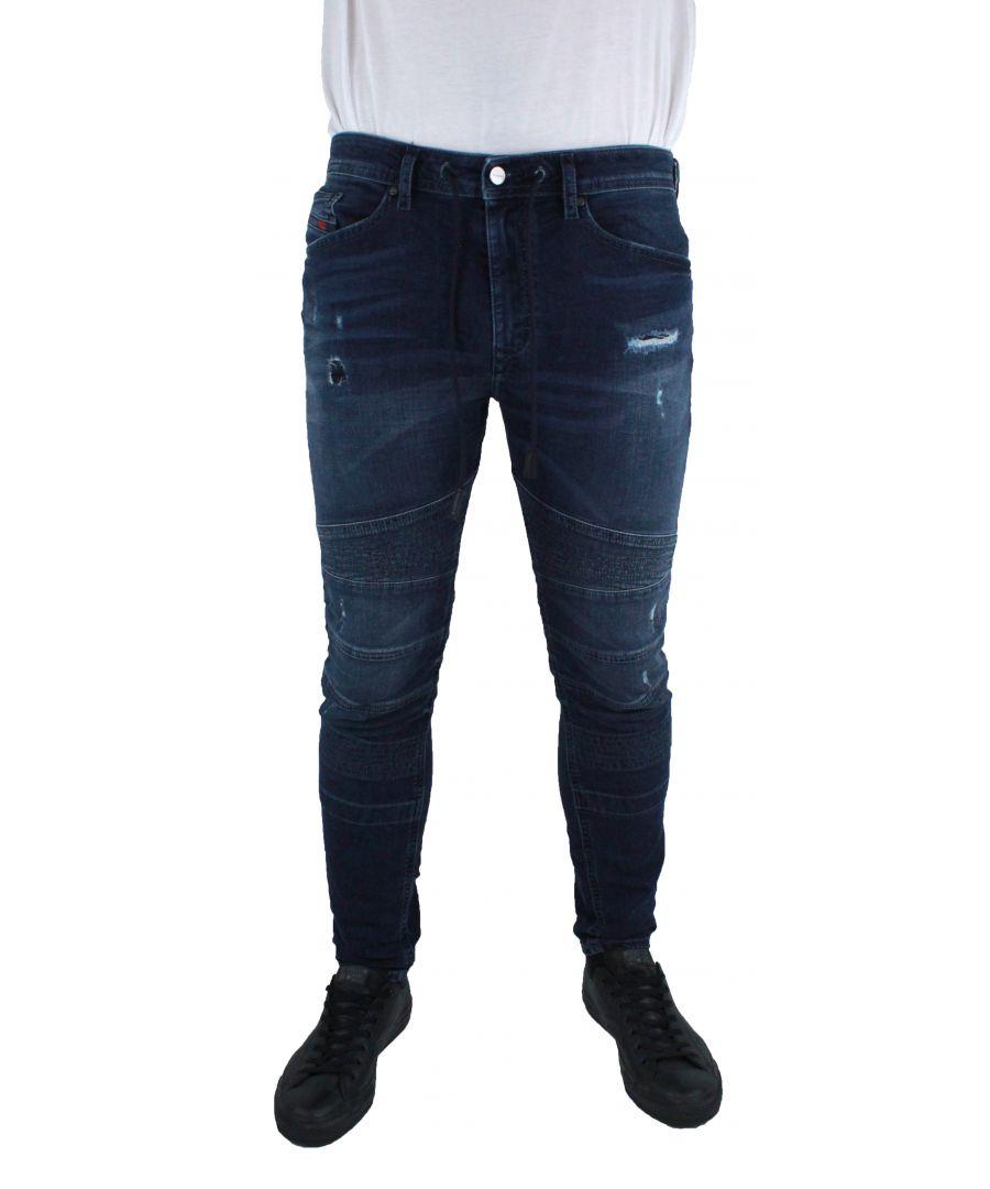 Image for Diesel Bakari-NE 0686W Jeans