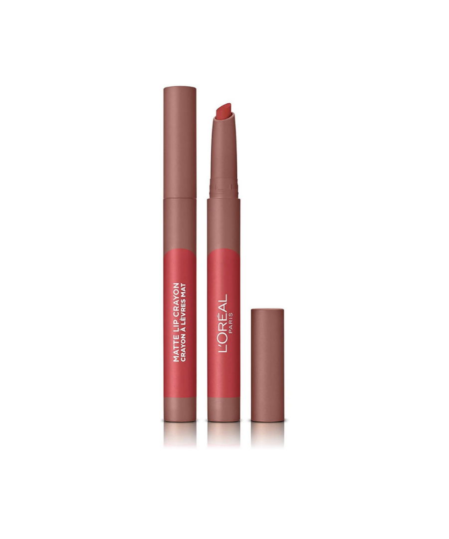 Image for L'Oreal Infailible Matte Lip Crayon - 105 Sweet and Salty