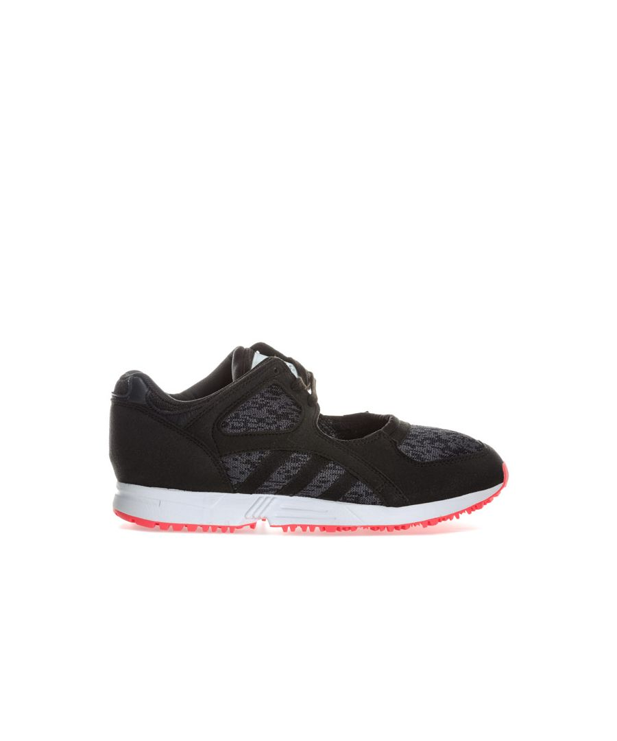 Image for Women's adidas Originals EQT Racing 91 Trainers in Black