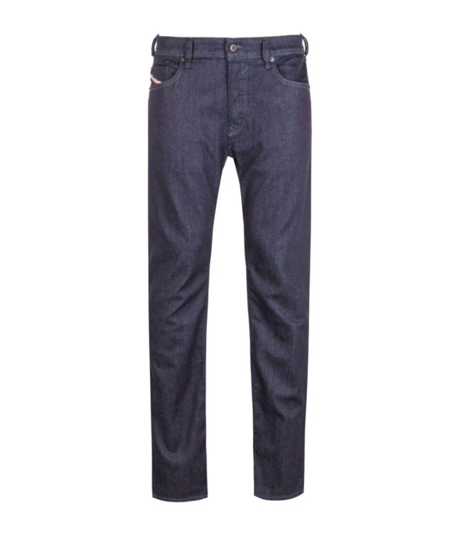 Image for Diesel Waykee Pantaloni Dark Blue Regular Jeans