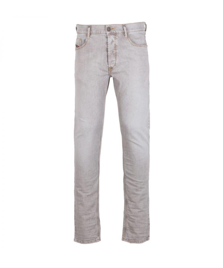 Image for Diesel Tepphar Pantaloni Grey Slim Jeans