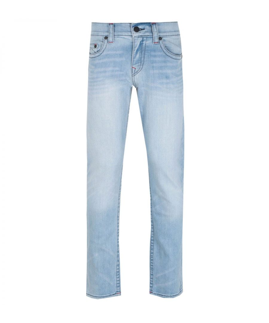 Image for True Religion Geno Slim Fit No Flap blue Denim Jeans