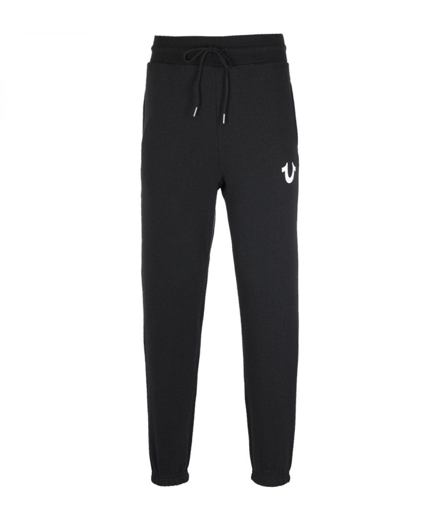 Image for True Religion Lullaby Black Joggers