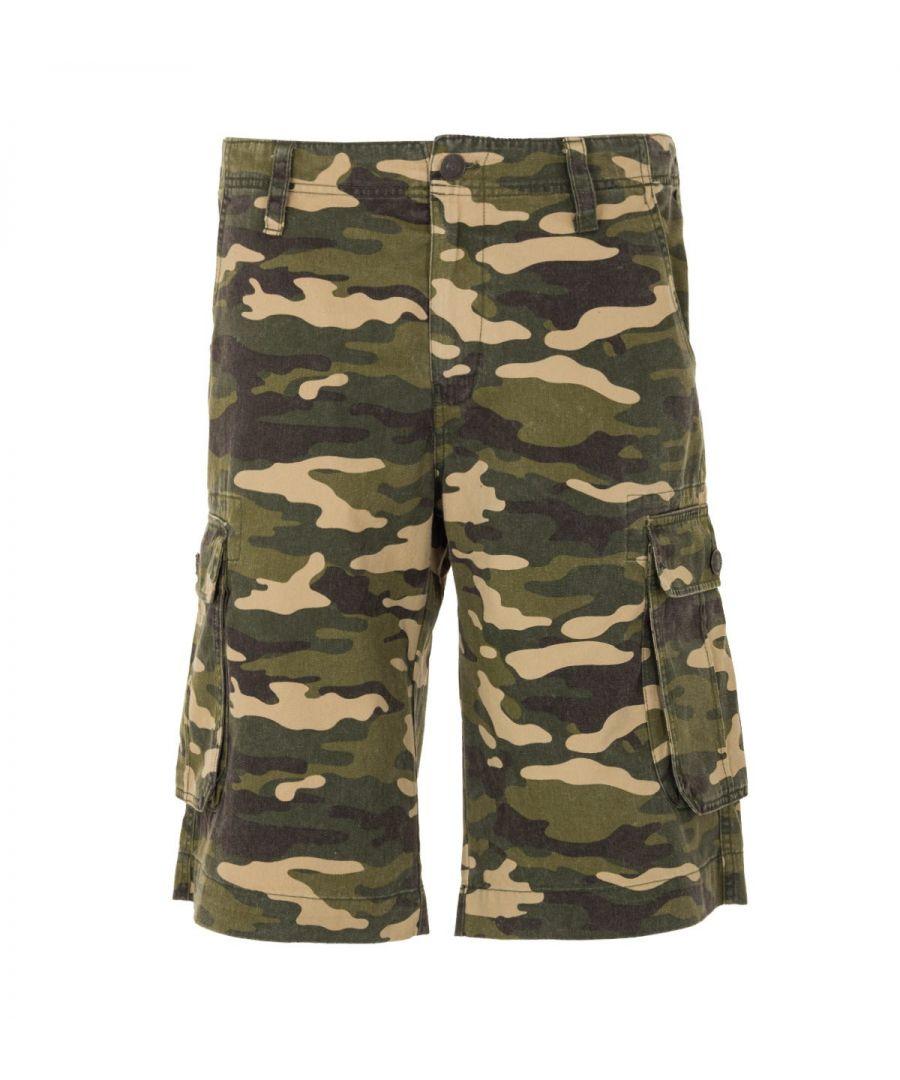 Image for True Religion Cargo Shorts - Camo