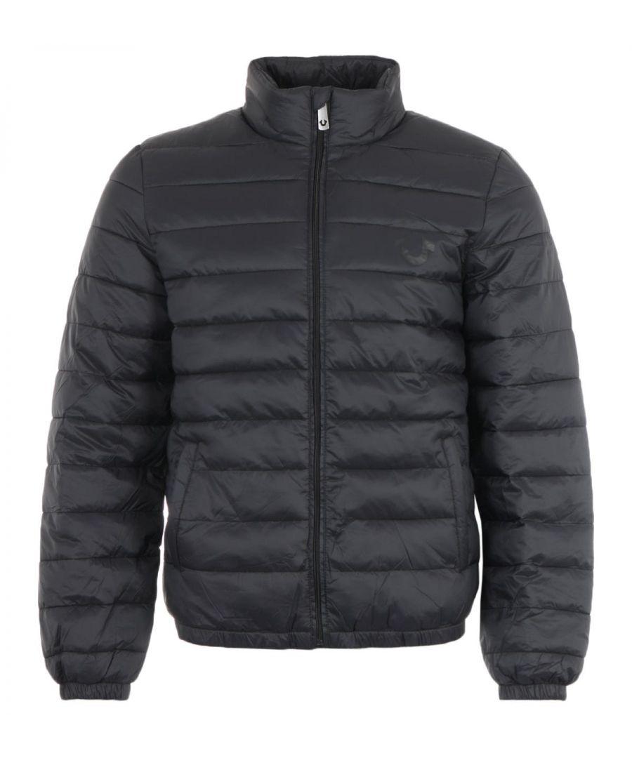 Image for True Religion Puffer Jacket - Black