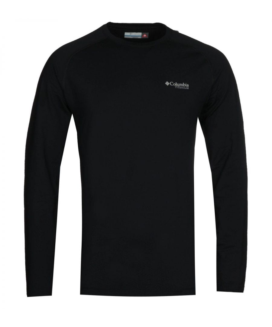 Image for Columbia Omni-Heat 3D Knit Long Sleeve T-Shirt