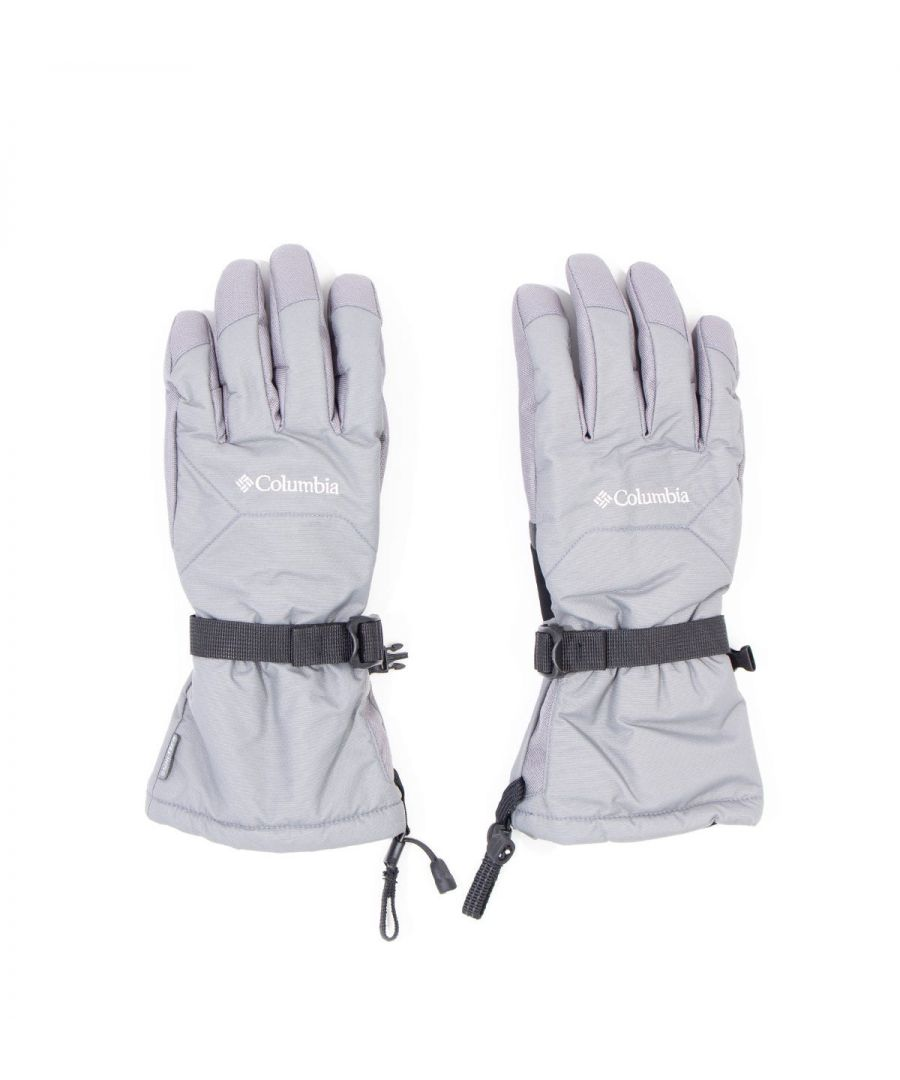 Image for Columbia Whirlibird Snow Gloves - Grey