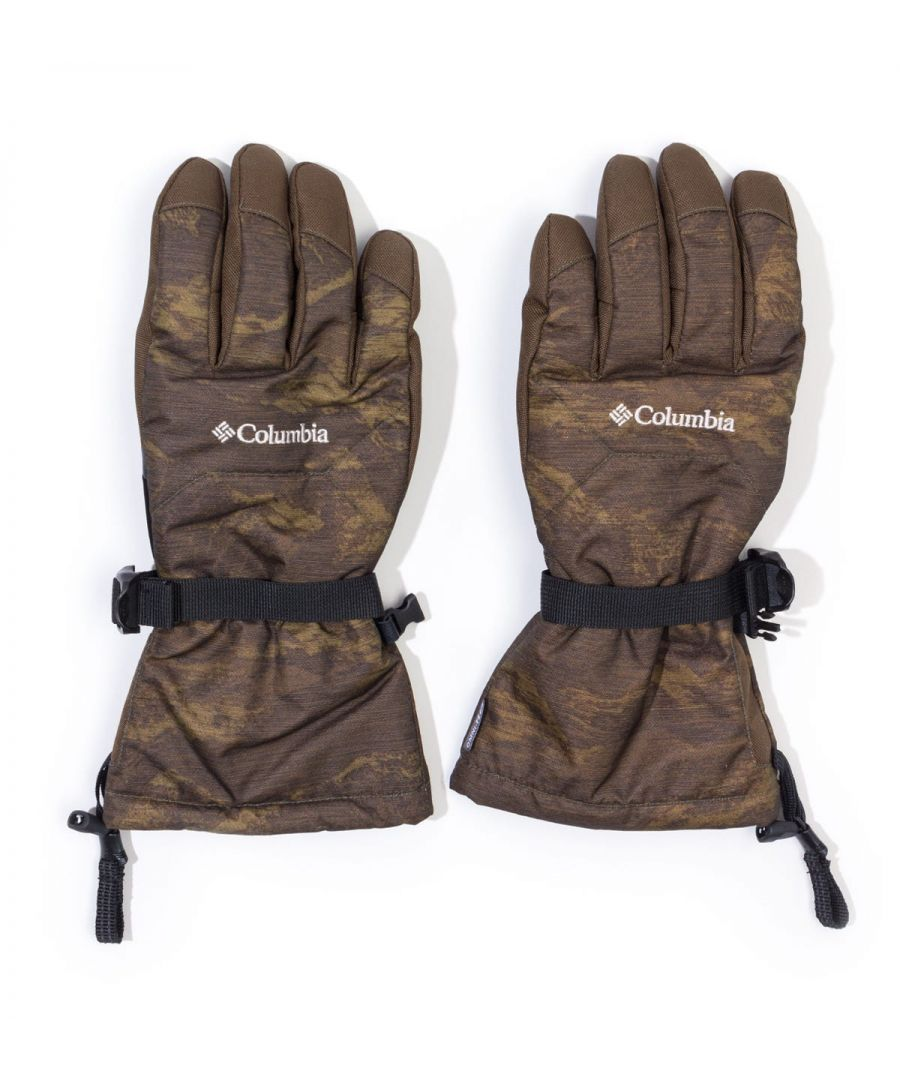 Image for Columbia Whirlibird Camo Gloves