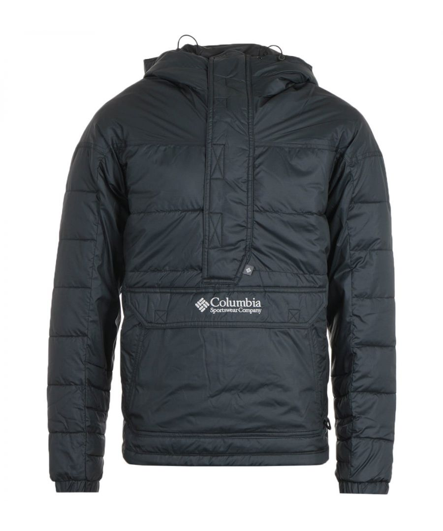Image for Columbia Lodge Pullover Jacket - Black