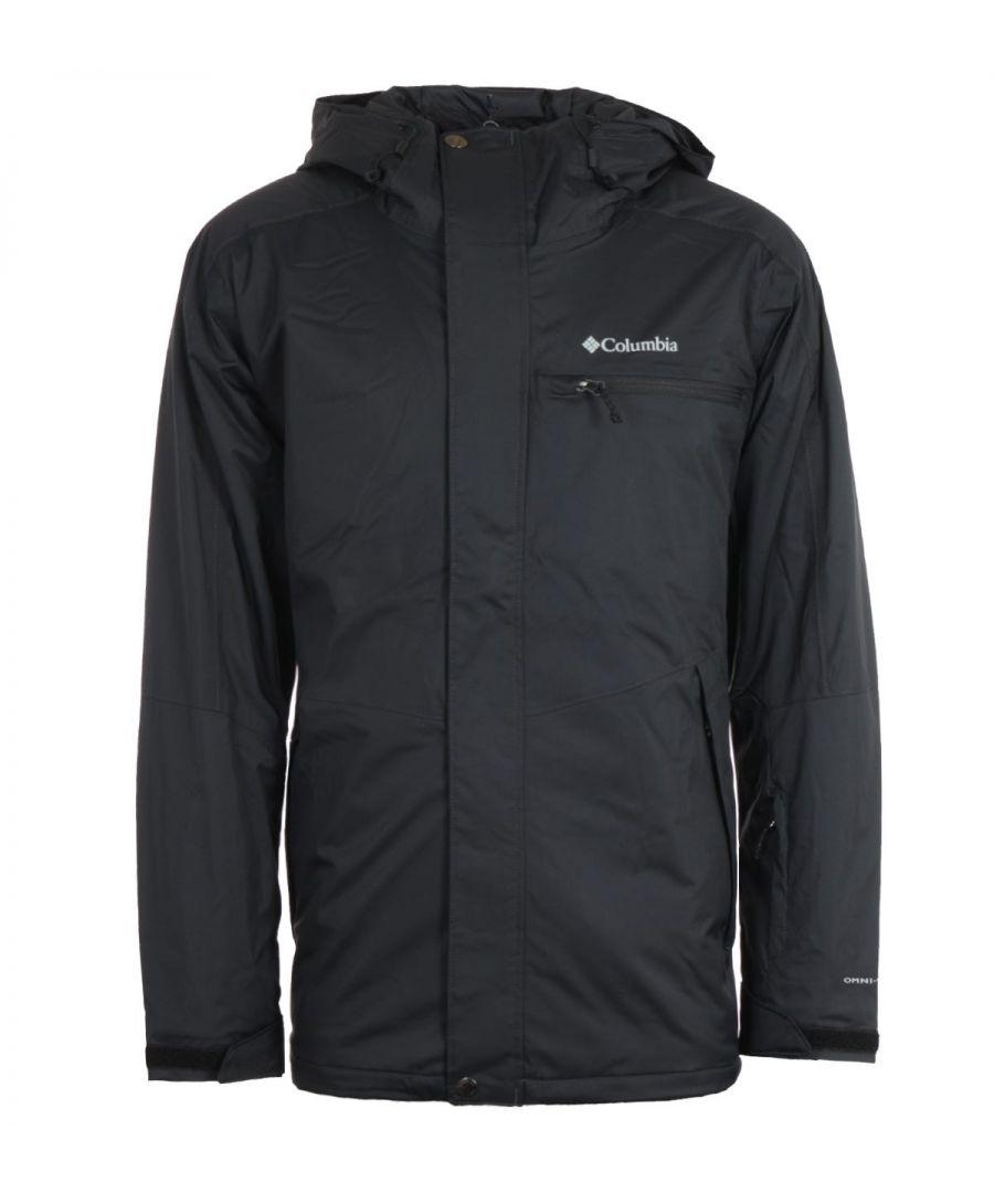 Image for Columbia Valley Point Ski Jacket - Black