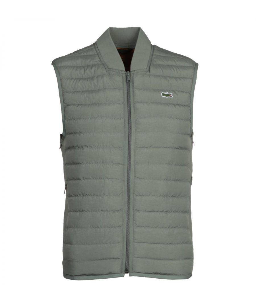 Image for Lacoste Green Gilet