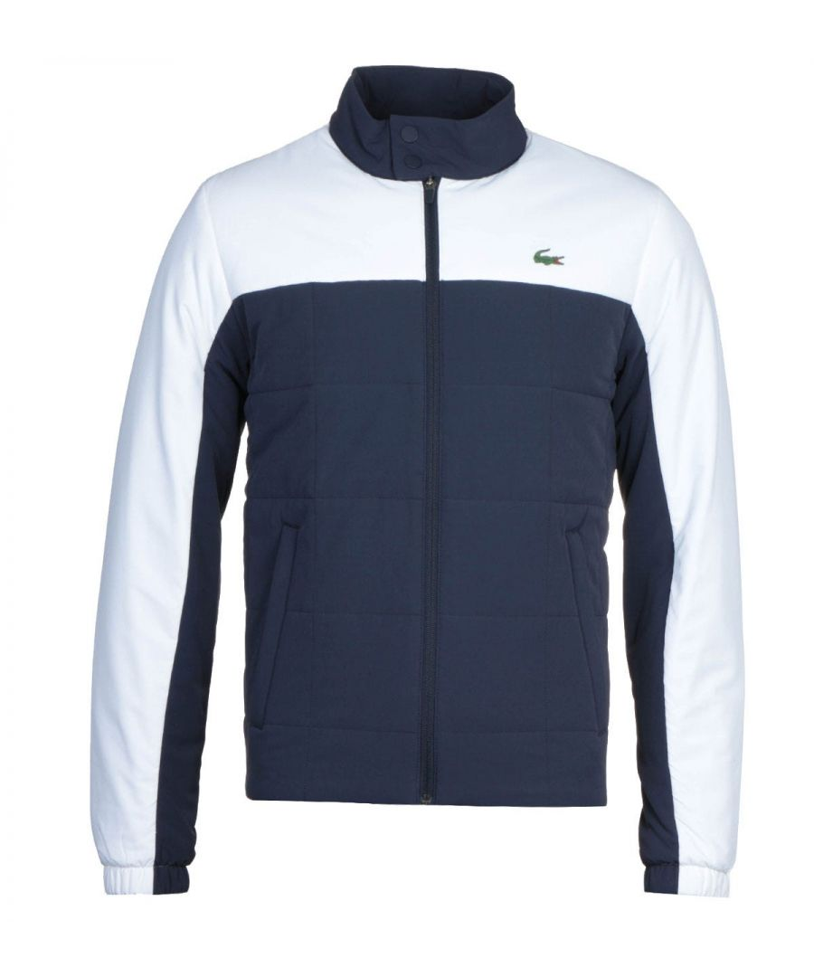Image for Lacoste Navy Track Jacket