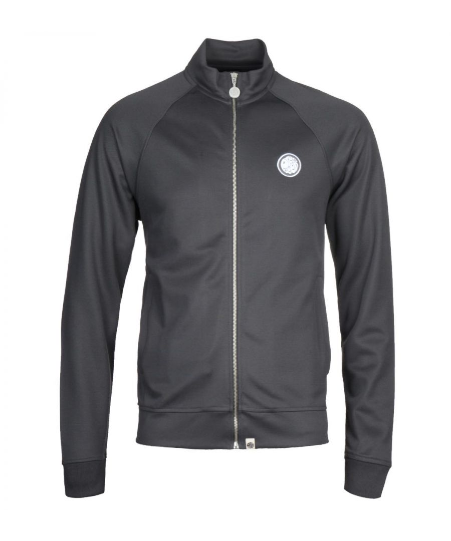 Image for Pretty Green Grey Zip Through Tracksuit Jacket