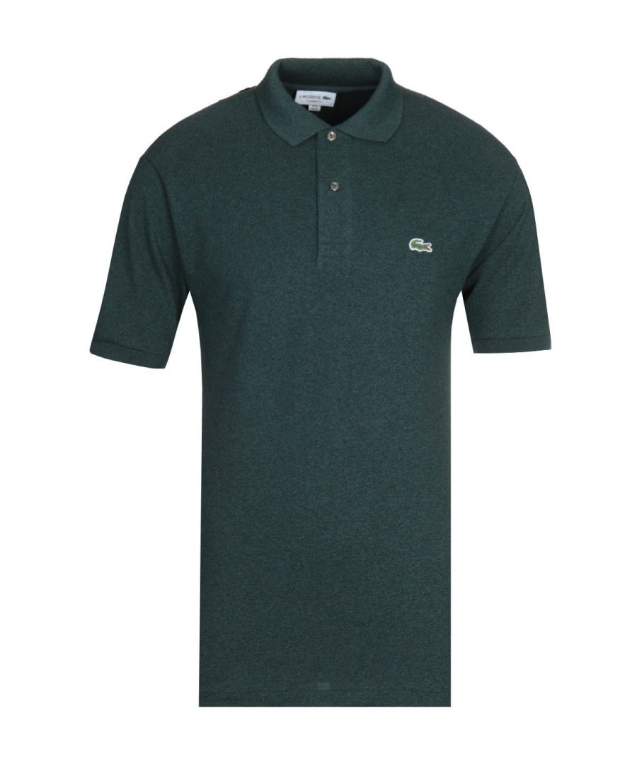 Image for Lacoste Green MC Homme Polo Shirt