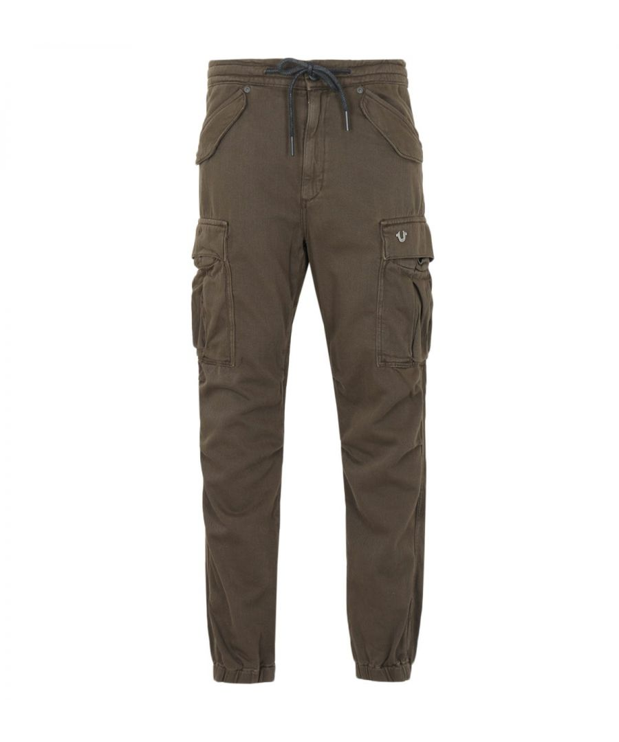 Image for True Religion New Cargo Pants - Olive