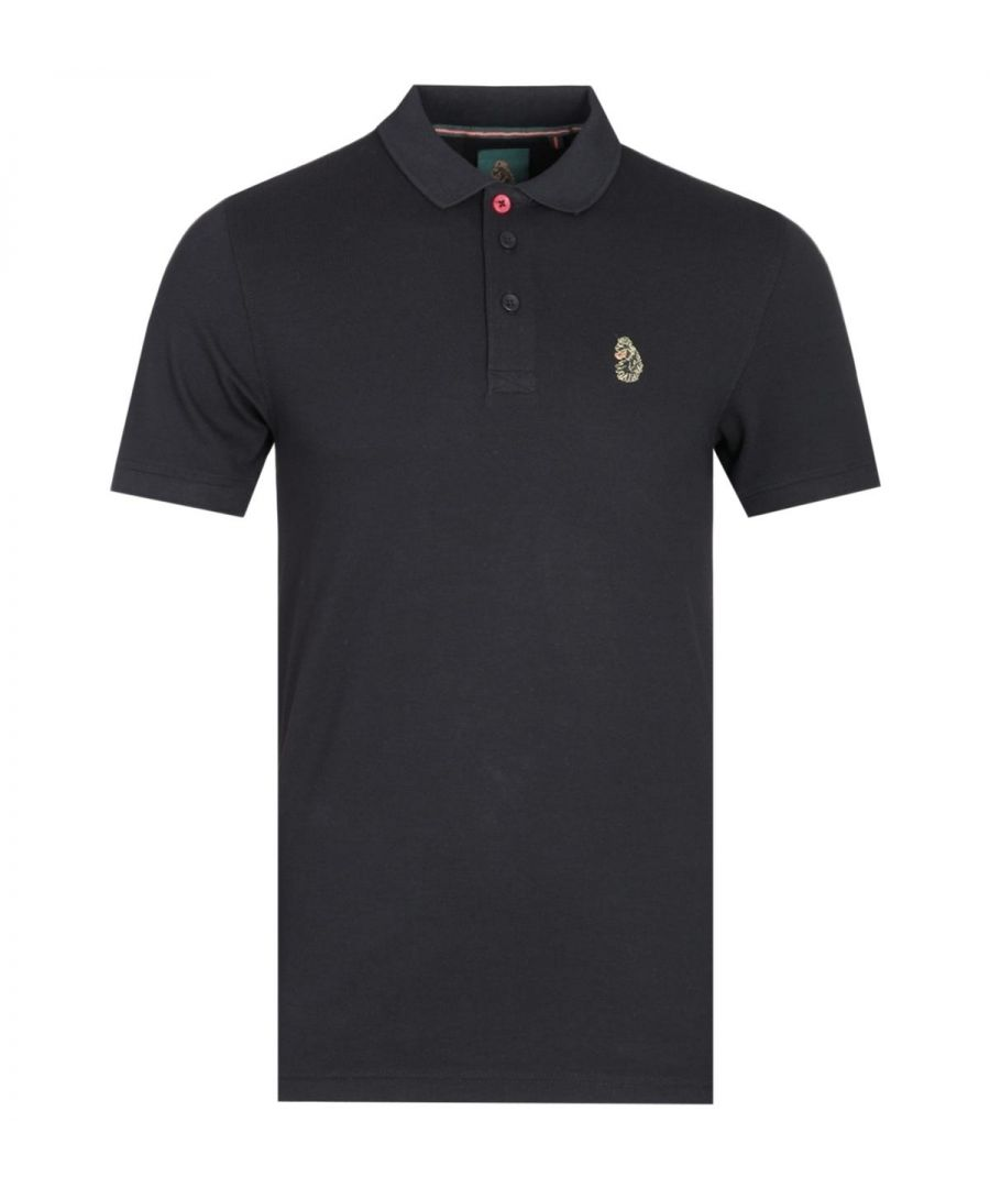 Image for Luke 1977 Texas Short Sleeve Black Polo Shirt