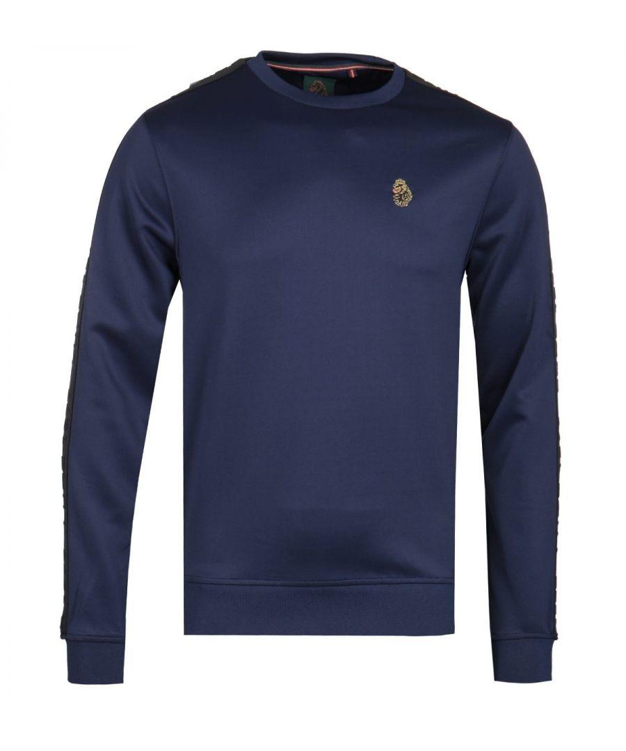 Image for Luke 1977 Trico Navy Sweatshirt