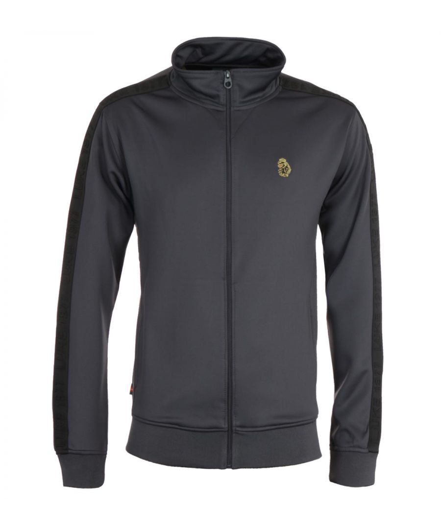 Image for Luke 1977 Trico Taped Charcoal Track Jacket