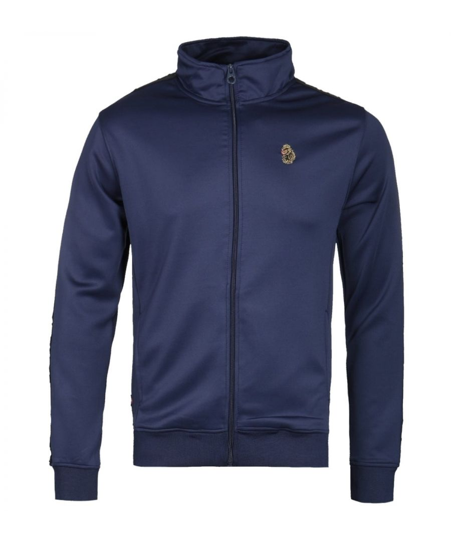 Image for Luke 1977 Trico Taped Navy Track Jacket