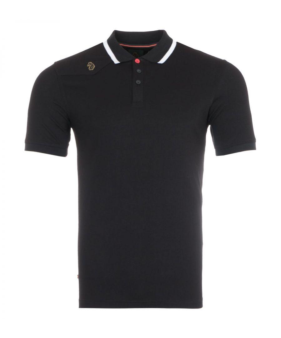 Image for Luke 1977 Newtown Polo Shirt - Black