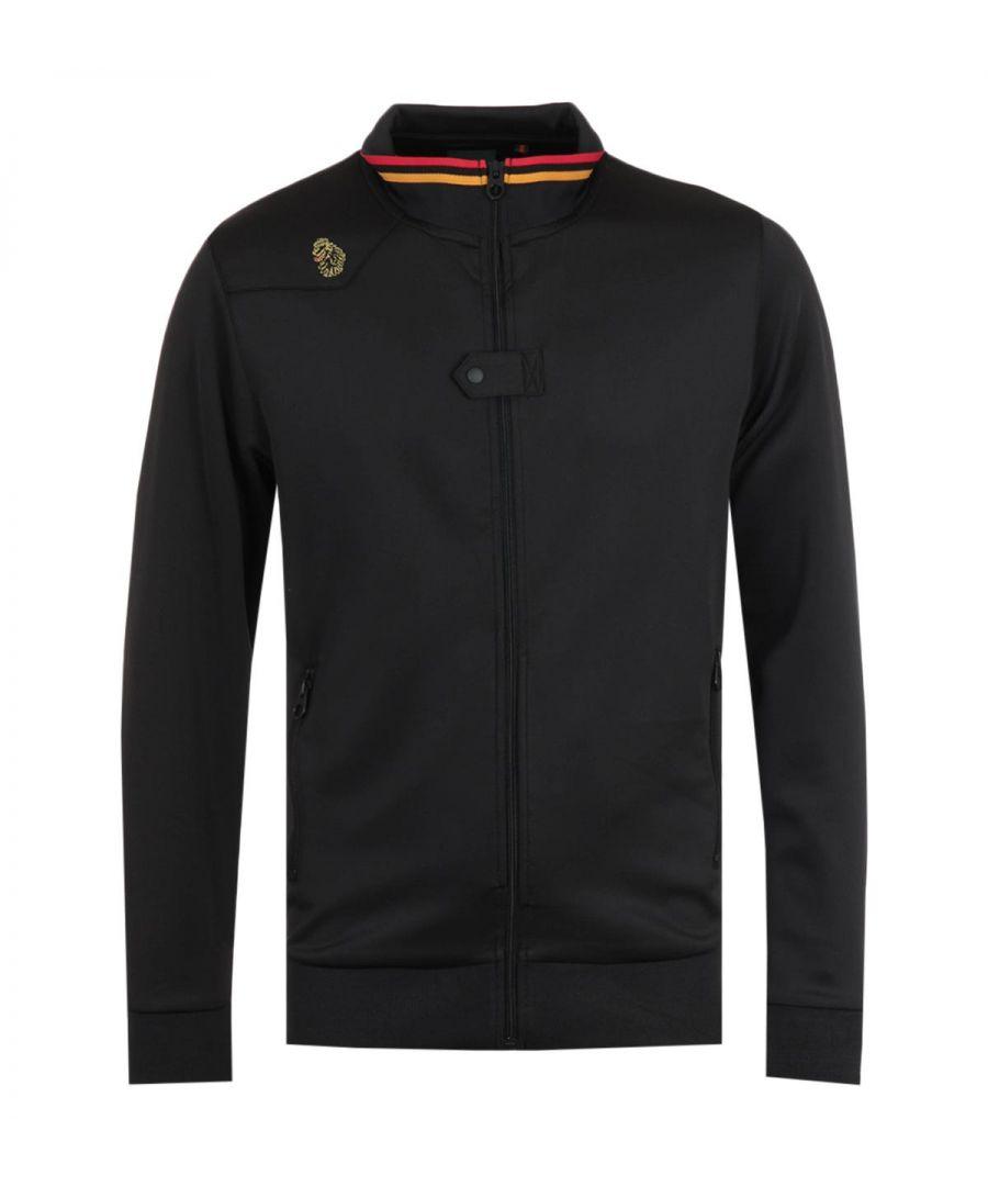 Image for Luke 1977 Paseo Martimo Black Zip Sweatshirt