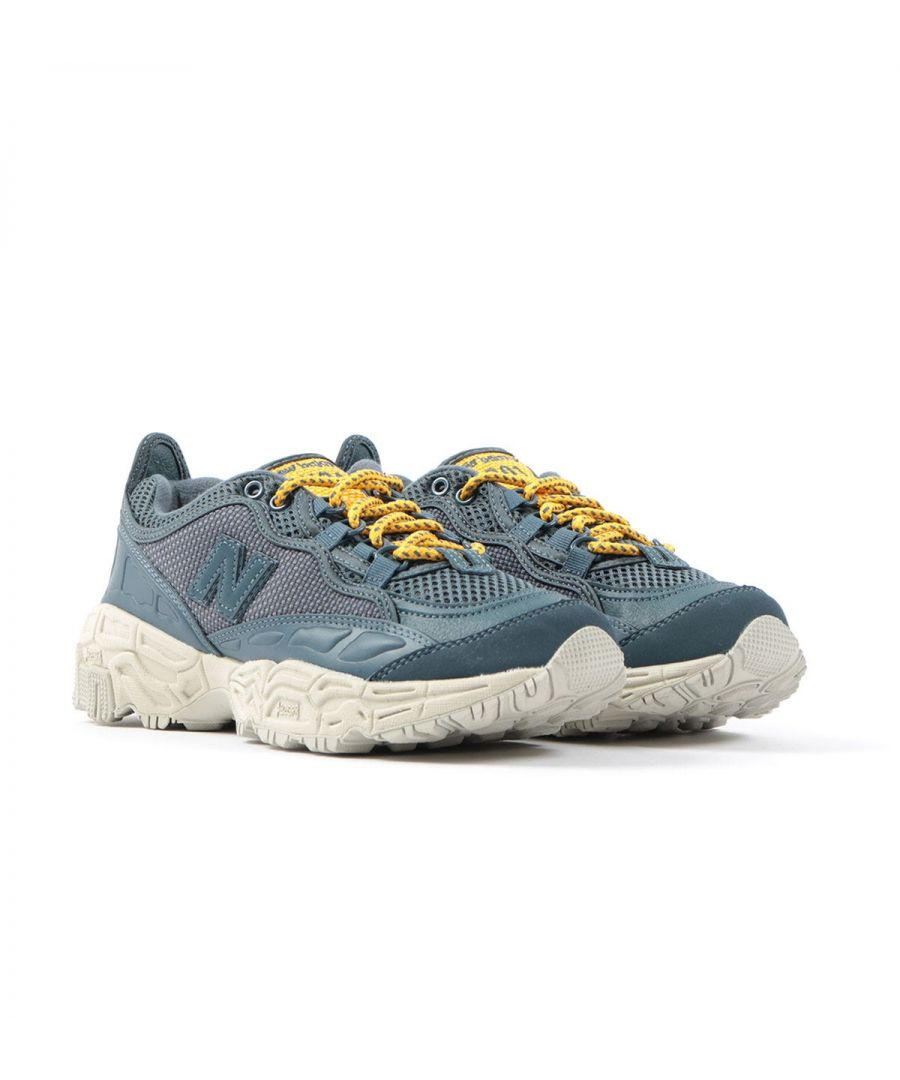 Image for New Balance 801 Mesh Trail Shoes - Teal