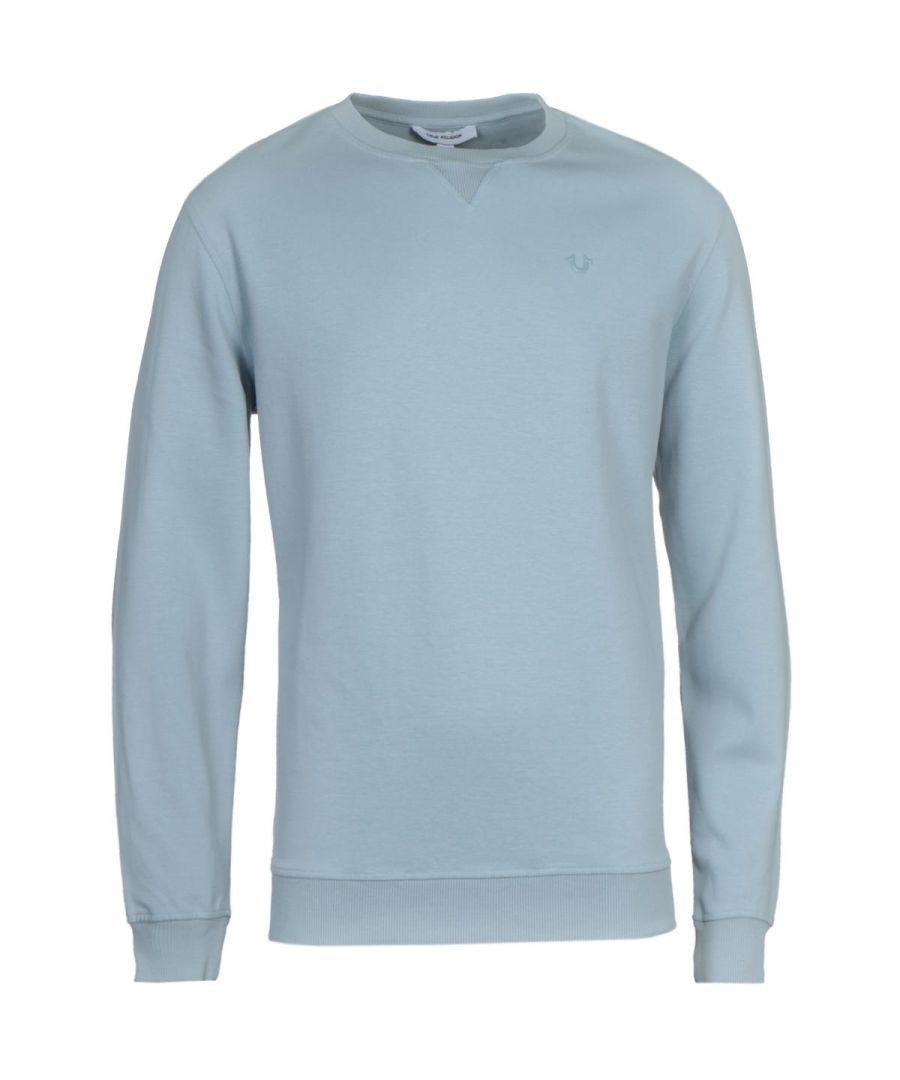 Image for True Religion Dylan Core Sweatshirt - Blue