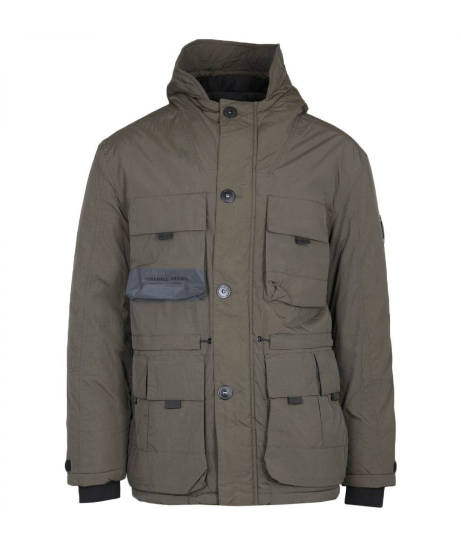 Image for Marshall Artist 319 Compacta Resin Khaki Field Jacket