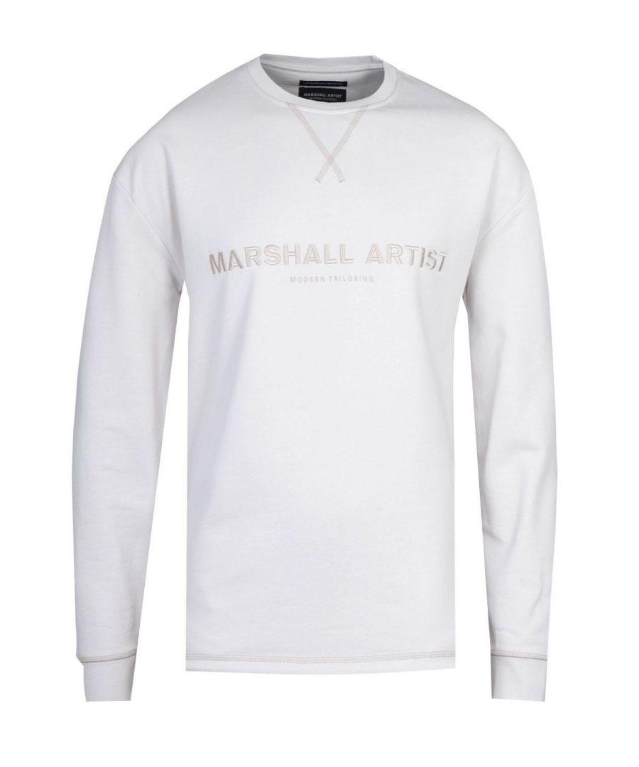 Image for Marshall Artist Non Ath Stone Sweatshirt