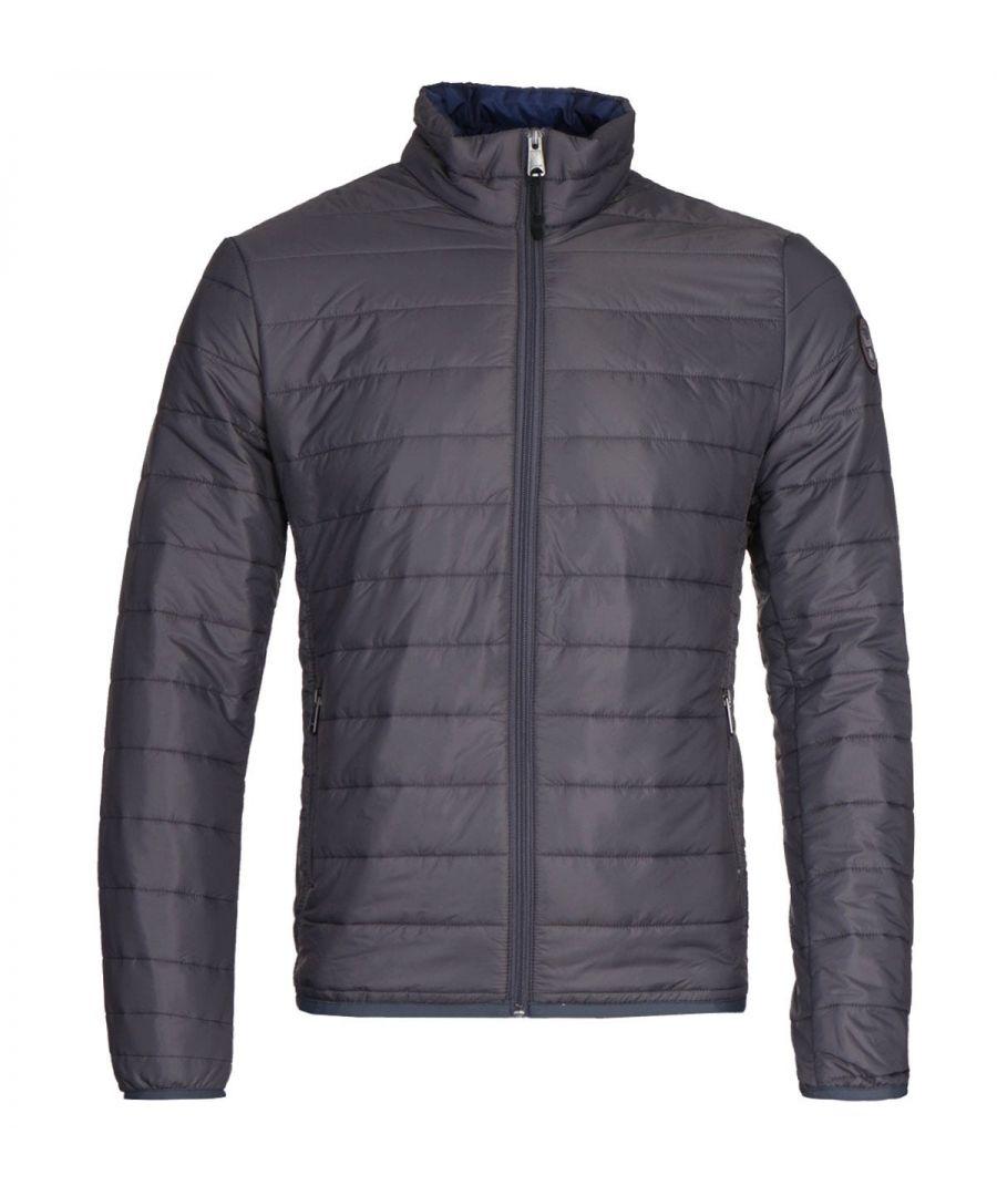 Image for Napapijri Acalmar 3 Slim Fit Volcano Grey Padded Jacket