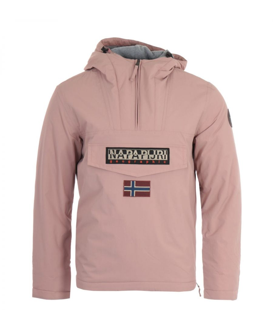 Image for Napapijri Rainforest Winter Jacket - Pink