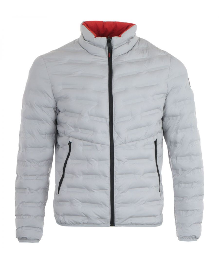 Image for Napapijri Alvar Reversible Jacket - Grey