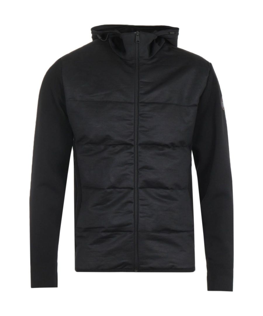 Image for Napapjiri Ze-K304 Black Short Jacket