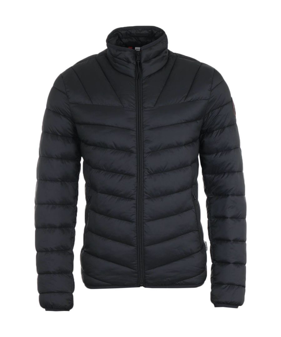 Image for Napapijri Aerons Black Short Jacket