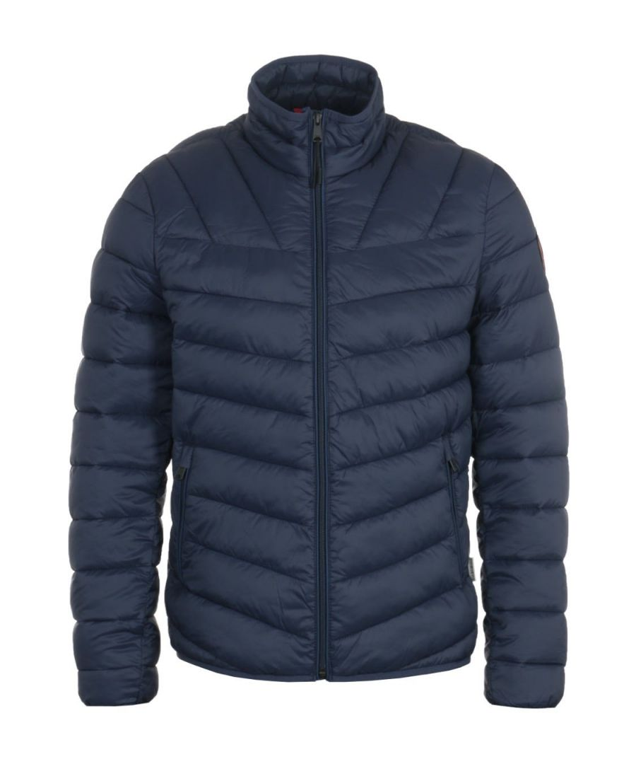 Image for Napapijri Aerons Blue Marine Short Jacket